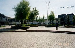 PLAZA ANDRES A. CACERES